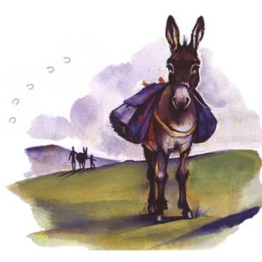 La Combe aux ânes en terre bretonne